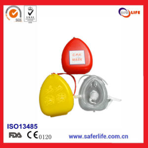 Pocket CPR Mask for Adult and Child pictures & photos