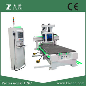Wood Door CNC Carving Machinery Ua-410L pictures & photos