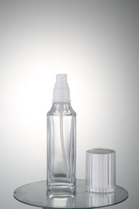 Cosmetic Aluminum Bottle with Lotion pictures & photos
