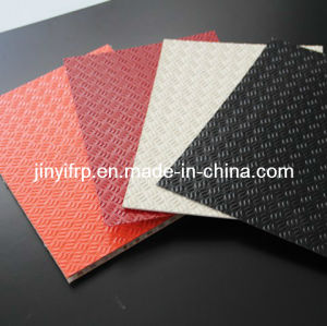 Anti-Slip Waterproof FRP Sheet for Flooring and Walking Platform