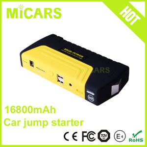 Original Fashion Portable Car Jump Starter Emergency Tools Car Power Bank pictures & photos