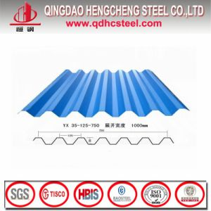 Color Coated Corrugated Metal Roofing Sheet Price pictures & photos