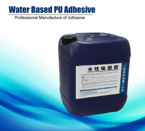 Water Based Polyurethane Vacuum Membrane Glue Hn-817W pictures & photos