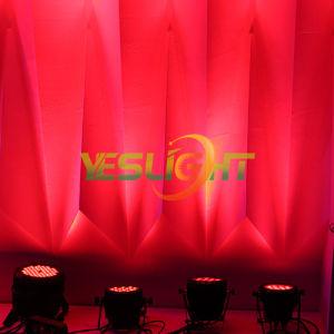 Hot Sale LED Stage PAR Light 36PCS*3W Tri LEDs for Wedding Decoration pictures & photos