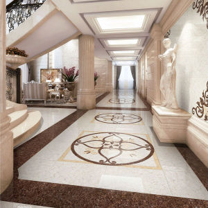 600X600 Glazed Porcelain Polished Ceramic Floor Tile with SGS pictures & photos