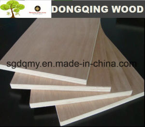 Grade First Furniture Level Packing Level Plywood with 1220X2440mm