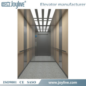 Traction Motor Passenger Lift Elevator Price with High Quality for Sale pictures & photos