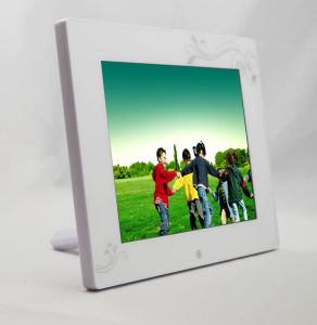 8 Inch Digital Photo Frame with High Resolution pictures & photos