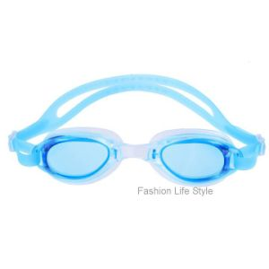 Mirror Coating Lens Competitive Racing Silicone Swimming Eyewear pictures & photos