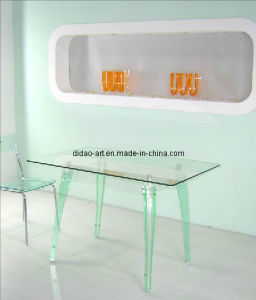 Acrylic Dinner Table (AT019)