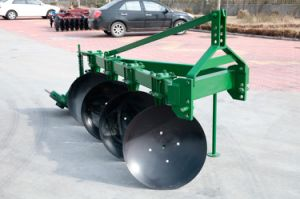 One Way Side Disc Plow 1lyq-320 pictures & photos