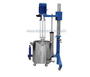 Emulsifying Machine (Pneumatic lift type) pictures & photos