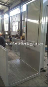 Factory Direct Sales Disabled Wheelchair Lift pictures & photos