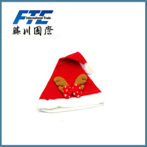 Cute Children Christmas Santa Hat for Decoration pictures & photos