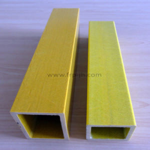 TUV Certified Fiberglass Pultrusion Square Tube pictures & photos