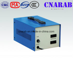 Relay Type Stabilizer, Automatic Voltage Stabilizer Single Phase 5000va Cvr Stabilizer pictures & photos
