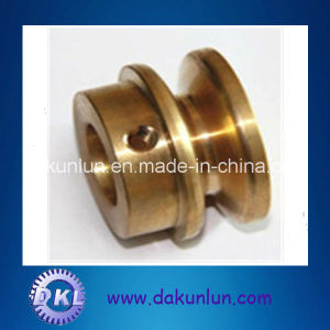 Copper CNC Textile Manufacturing Machine Parts pictures & photos