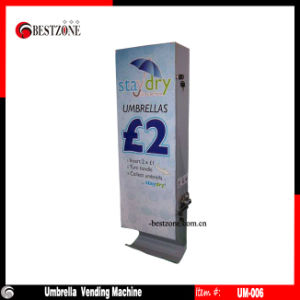 Mechanical Vending Machine / Umbrella machine / Umbrella Vendor (UM-006) pictures & photos