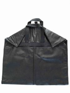 Foldable Non Woven Garment Bag with Press Button pictures & photos