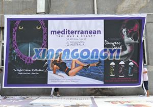 Custom Display Banner/Hung Banner/Background/Backdrop pictures & photos