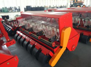 New Technology Tractor Mounted Wheat Seeder Farm Machinery