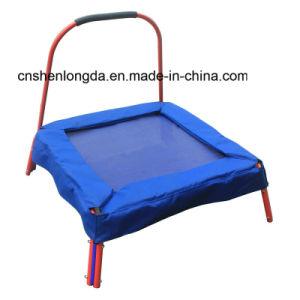 Sld-36inch. Children′s Square Mini Trampoline pictures & photos