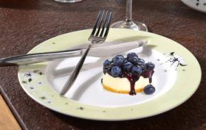 Emerald Ceramic Dinner & Table Plate