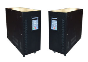 4000W UPS Uninterruptible Power Supply Batteries Ddc Control Large-Screen pictures & photos