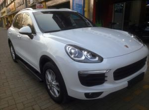 for Porsche Macan Auto Parts Electric Running Board/ Side Step/Pedal pictures & photos