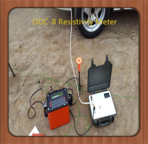 Ground Water Finder, Geoelectric Water Detector, Geoelectric Water Finder, Ves Water Detection Meter, Ground Resistivity Meter, Undeground Water Detector pictures & photos