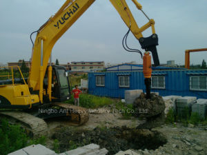 Excavator Auger/ Auger Drive/ Hole Digger