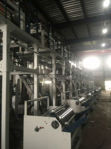 Mexico High Speed Film Blowing Machine pictures & photos