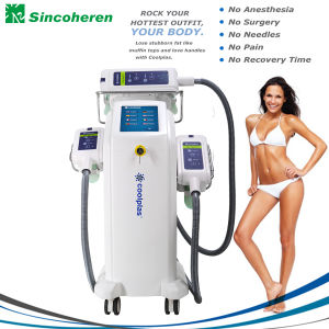 Stationary Fat Freezing Cryolipolysis Coolsculpting Body Slimming Fat Reduction Machine pictures & photos