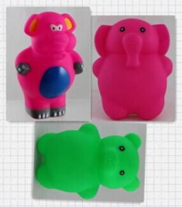 Pet Dog Variety Vinyl Animal Shape Toys pictures & photos