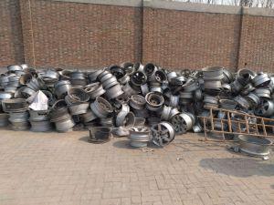 Aluminum Scraps 98% Al Content pictures & photos