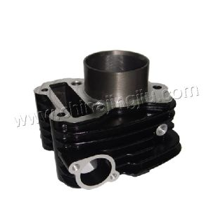 Motorcycle Cylinder Block (XCD125 Black) pictures & photos
