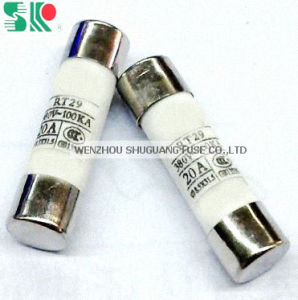 8.5x31.5 20A Ceramic Cylindrical gG Types Fuse Link pictures & photos