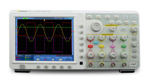OWON 100MHz 2GS/s Touch Screen Portable Oscilloscope (TDS8104) pictures & photos