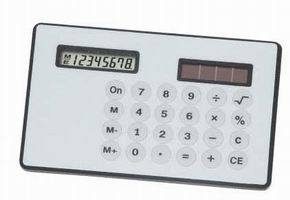 Solar Card Calculator (QS-8133)