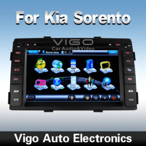 Car DVD Auto Radio GPS Navigation for KIA Sorento (VKS7225)