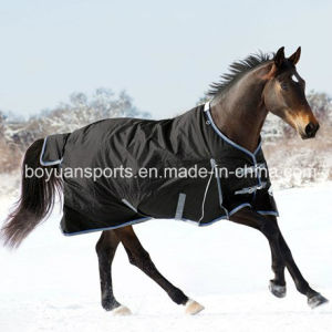 Waterproof Winter Horse Blanket pictures & photos