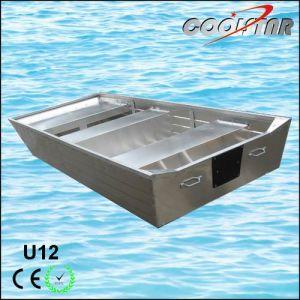 U Type Aluminium Boat for Fishing pictures & photos