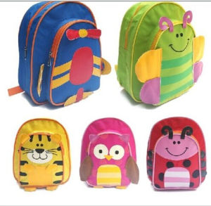 Wholesale Kids Animal School Bag Backpack pictures & photos
