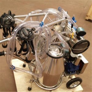 Hand Operated Milking Machine pictures & photos