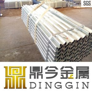 Aashtm M180 Galvanized Steel Roadside Guardrail for Sale pictures & photos