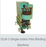 Single-Side Coil Lacing Machine (DLM-3)