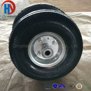 3.50-4 Pneumatic Rubber Tyre Rubber Wheel pictures & photos