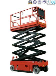 Scissor-Type Aerial Working Platform (Hydraulic Motor) pictures & photos