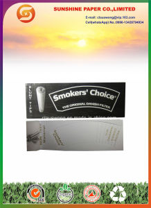 King Size Black Filter Tips pictures & photos