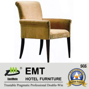 Good Sell Hotel Wooden Chair Dining Chair (EMT-HC40) pictures & photos